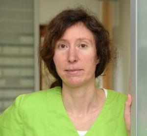 Dr. Jacqueline Vogel (Zahnärztin)